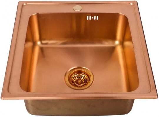Мойка для кухни Seaman Eco Wien SWT-5050 Copper (Micro-satin)