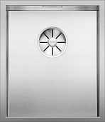 Мойка Blanco Zerox 340-IF Durinox® отводная арматура InFino®